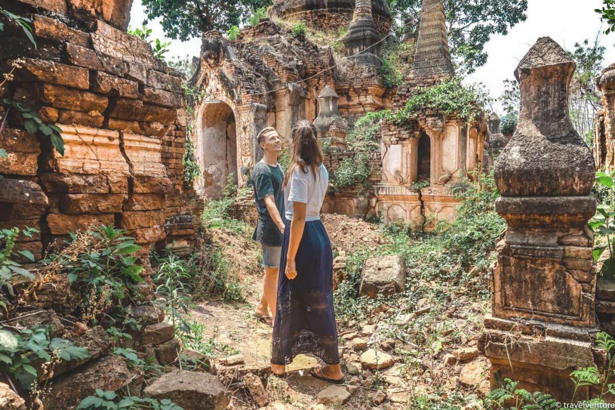 Was kostet eine Reise nach Myanmar?