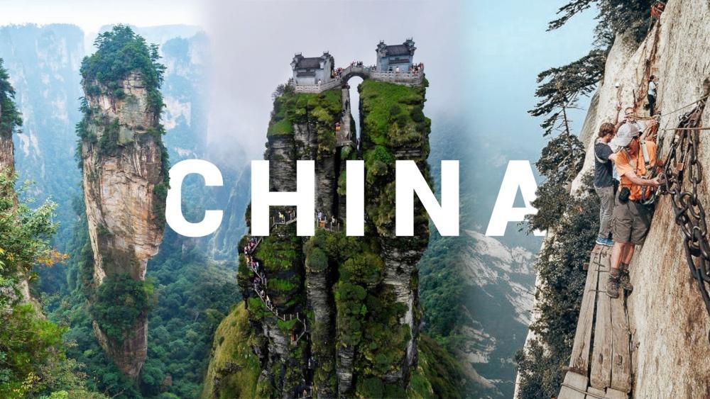 CHINA: Die schönsten REISEZIELE & ERLEBNISSE