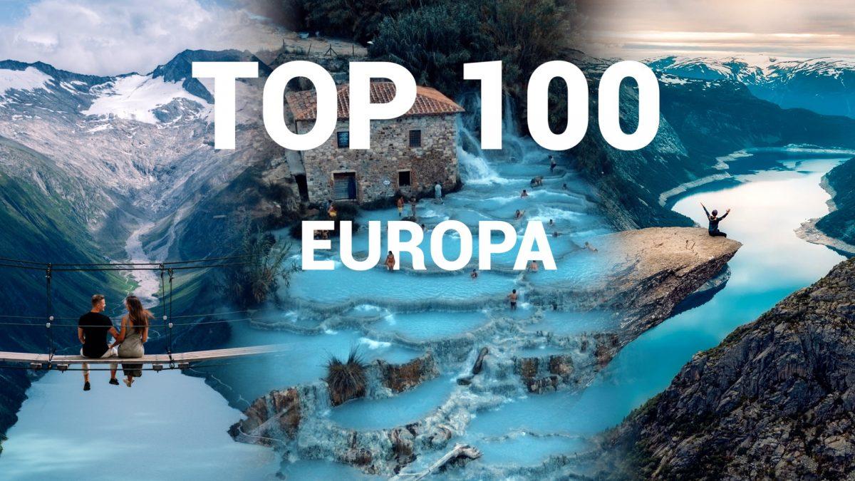 EUROPA: Die schönsten REISEZIELE die man gesehen haben sollte ∙ Reisetipps & Sehenswürdigkeiten